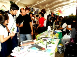 Con más de 270 proyectos comenzó la instancia zonal de la Feria de Ciencias Provincial