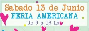 La asociación civil Creación organiza su tercer Feria Americana del año
