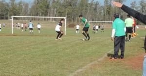 Aciadep: En el día de la Bandera, el Belgrano fue una verdadera fiesta de fútbol y goles