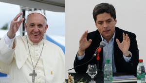 """""""Francisco es el mismo hombre que conocí en Buenos Aires, eso muestra su coherencia"""""""