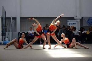 Juegos Evita: Gran cosecha de medallas en gimnasia rítmica de las chicas de Puerto Rico y Oberá