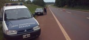 Más de 100 licencias retenidas y 11 conductores detenidos en controles viales