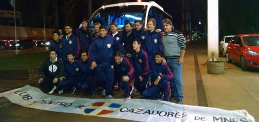 Hockey: Centro de Cazadores arranca mañana su participación en el Campeonato Regional en Paraná