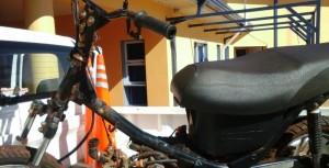 Dos hombres detenidos por el robo de una motocicleta y otras cosas en Posadas
