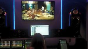 Impuntuales grabó en Tecnópolis las canciones que serán parte del disco Maravillosa Música