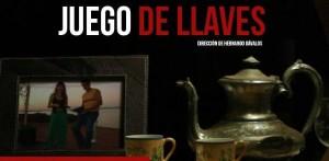"""Cine: """"Juego de Llaves"""", cortometraje en la Biblioteca Popular Posadas"""