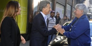 Macri acompaña el cierre de campaña de Unión PRO Federal en Santa Fe