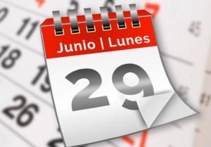 El 29 de junio no será feriado