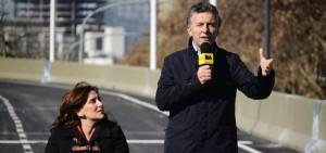 Mauricio Macri presentó a Gabriela Michetti como compañera de fórmula para las presidenciales