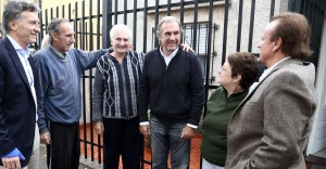 Macri anunció que Reutemann será candidato a senador nacional por PRO