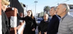 """Macri: """"Llevamos el mensaje de esperanza para representar la idea de cambio"""""""