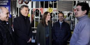 """Macri: """"Vamos a entusiasmar a los argentinos con el cambio"""""""