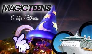 Festejá tus 15 en Disney, participá del sorteo del viaje que te regala Magic Teens y Misiones Online