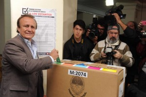Elecciones en Santa Fe: Del Sel dijo que pedirán que se cuenten los votos uno por uno
