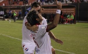 Viene Nacional, subcampeón de la Libertadores, para enfrentar a Crucero