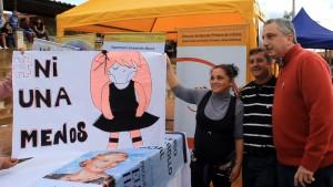 """#NiUnaMenos: """"La violencia de género nos desgarra como sociedad"""", dijo Passalacqua"""