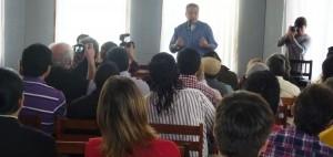 Referentes del sector solicitaron un centro cultural para Eldorado