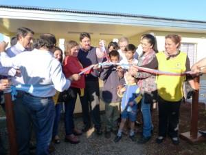 Closs inauguró el CAPS del barrio El Porvenir para beneficio de más de 300 familias