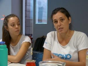 TECHO: a través de talleres integrados buscan mejorar el abordaje periodístico sobre los asentamientos informales