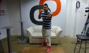 """Cristian """"El Príncipe"""" Ocampo pelea el 3 de julio su último combate como amateur"""