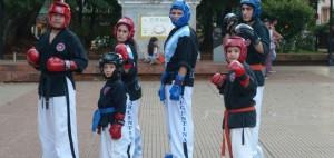 Seis misioneros se van a un Mundial abierto de artes marciales que se disputa en Buenos Aires