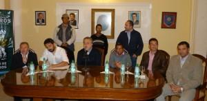 """San Pedro será sede del cuarto """"Encuentro Nacional de Tareferos"""""""