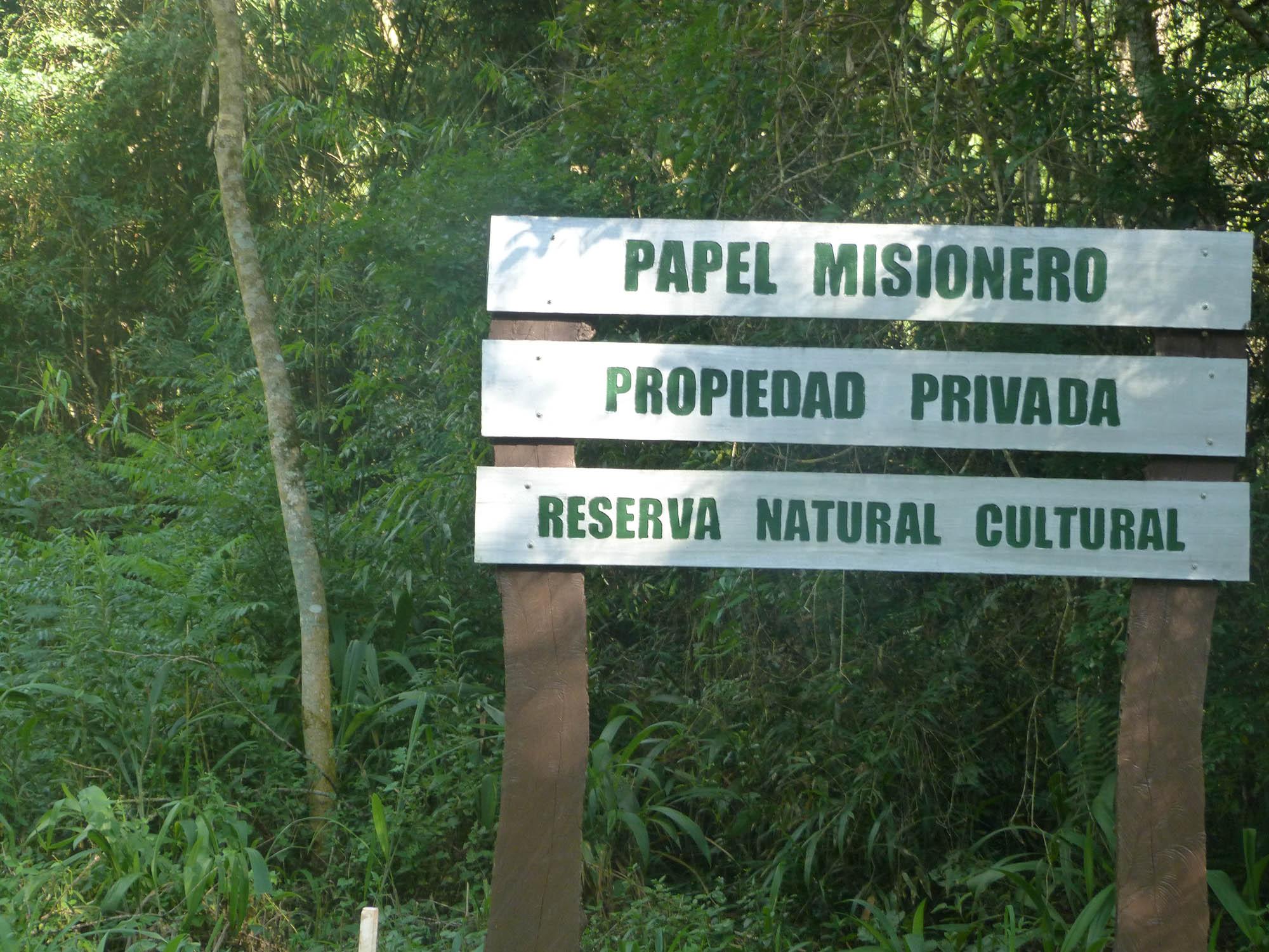Papel Misionero es la primera empresa argentina en obtener la certificación PEFC