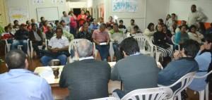 Trabajan para regularizar la situación de tierras de varios barrios en Eldorado