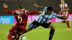 Racing derrotó sin problemas a Independiente de Neuquén y avanza