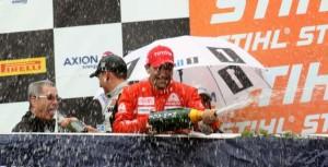 Súper TC2000: Rafa Morgenstern hizo un carrerón en Termas y terminó segundo; Cristian Ledesma, el ganador