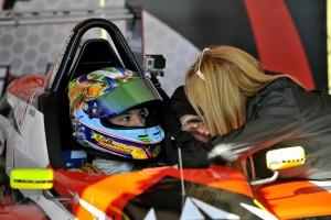 Fórmula Renault: Rudito va por la recuperación en Rafaela