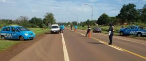 Secuestraron una moto y retuvieron siete licencias de conducir en operativos en alem y Cerro Azul