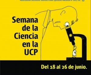 La Universidad de la Cuenca del Plata organiza la semana de la ciencia y la tecnología
