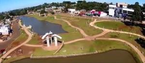 Video: el Parque Binacional entre Irigoyen y Brasil está casi listo