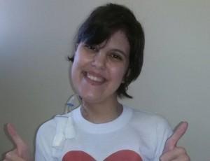 """Stefanía Vier después de su alta: """"Volví a la vida, estoy feliz"""""""