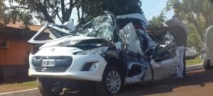 Otro fin de semana trágico: mueren siete personas en accidentes viales