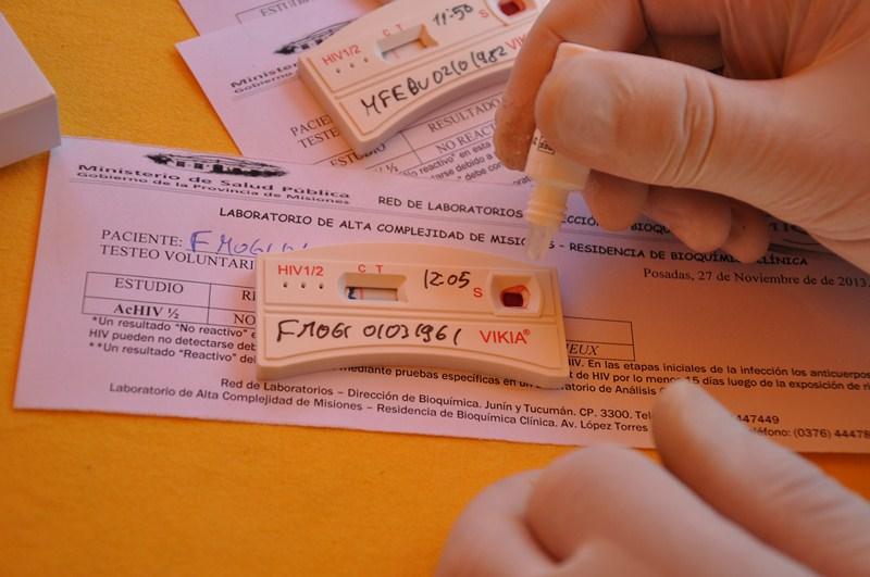 Mañana concientizaran sobre el VIH y harán test en la plaza 9 de Julio de Posadas