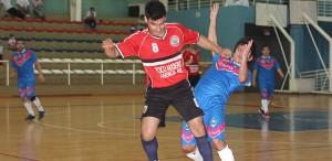 Futsal: Arrancó anoche el Súper Seis en el CEPARD, con figuras internacionales