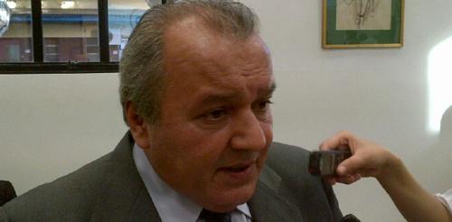 Giro radical: Pese a que lo había negado en la Convención Damiani será candidato a diputado nacional