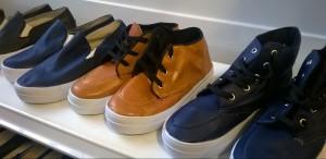 Casi 20 modelos de zapatos confeccionados en Misiones, se venden en el Mercado Concentrador
