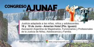 Mañana comienza en Iguazú el congreso que debatirá sobre los derechos del niño, niña y adolescentes