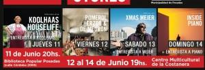 Cine y exposición sobre obras de la arquitectura nacional en Posadas