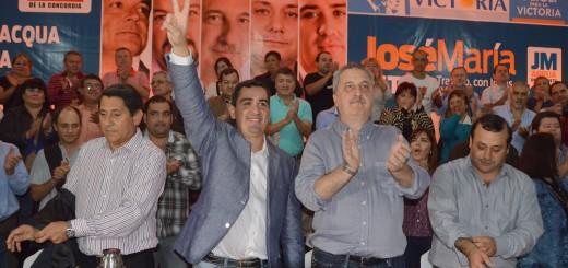 José María Arrúa presentó su candidatura a intendente de Posadas