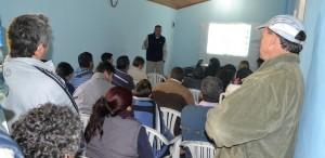 Dictan capacitación a productores hortícolas que abastecen al Mercado Concentador