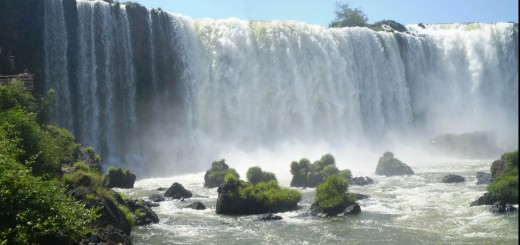 Las Cataratas del Iguazú serán monitoreadas por 65 cámaras de videovigilancia