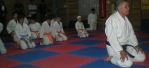 Concepción de la Sierra: Inauguraron nuevo gimnasio para artes marciales