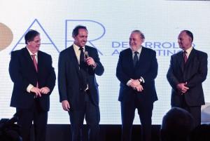 Scioli participó en seminario de Salud Pública con Ginéz González y Guccione