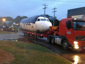 En Paraguay transformarán un avión en restaurante temático