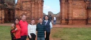 San Ignacio: Si continúa el clima inestable, celebrarán el Día del Escritor frente a las Reducciones