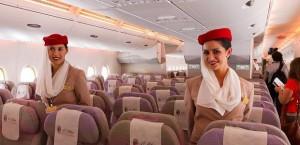 La Aerolínea Emirates contratará azafatas en Posadas
